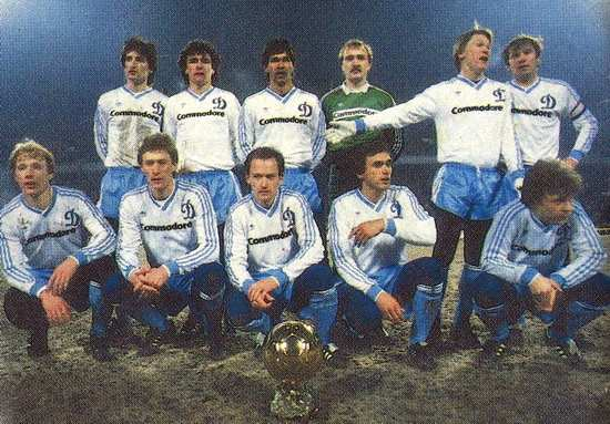 Как киевское «Динамо» ставило на уши всю Европу. Полуфинал КЕЧ 1986/1987. Растаявшие надежды - изображение 3