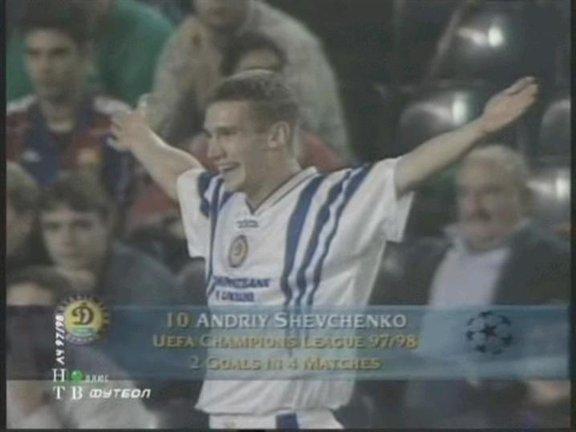 Как ровно 20 лет назад киевское «Динамо» на «Камп Ноу» «Барсу» ниже плинтуса опускало