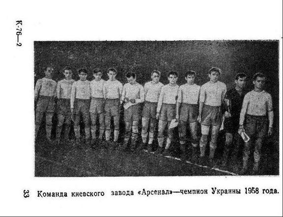 команда киевского завода