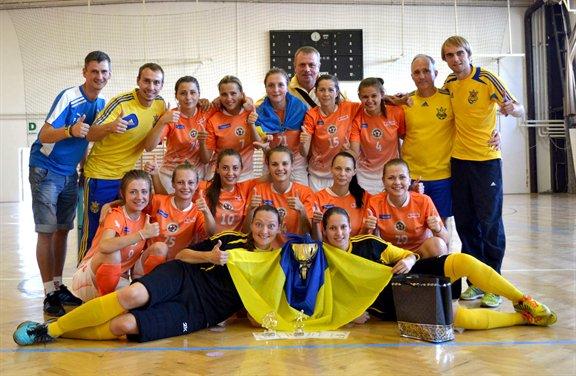 П'ята перемога українок на «Thelena Cup»