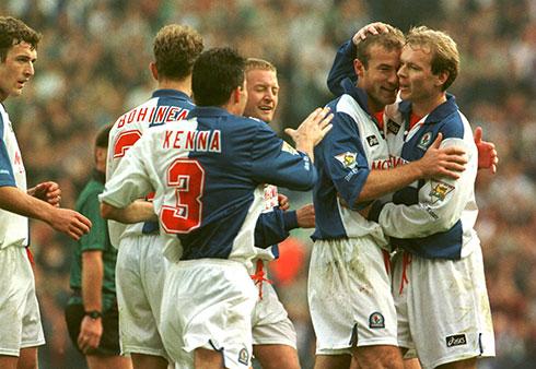 Блэкберн Роверз - Чемпион Англии - 1995. Что с ними стало потом?